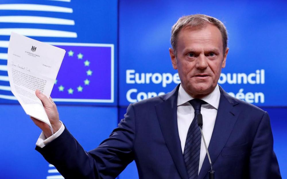 Brexit : Londres a envoyé à l'UE sa lettre de départ