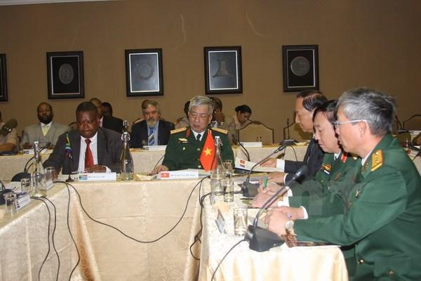 Vietnam-Afrique du Sud : dialogue sur la défense