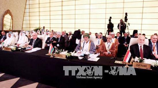 La Ligue arabe réitère son soutien à une solution à 2 Etats