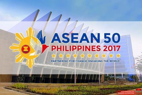 Ouverture du 30ème sommet de l'ASEAN