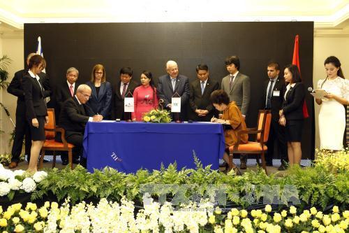 СРВ и Израиль сотрудничают в строительстве в Ханое высокотехнологичного медицинского комплекса
