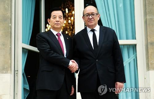 Dialogue stratégique sur la défense franco-coréen