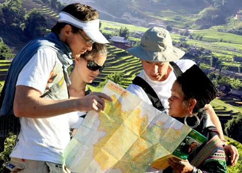 今年上半年越南共接待470万人次国际游客