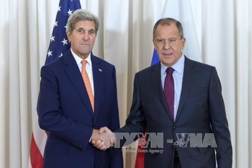 俄美同意寻找阿勒颇危机解决方案