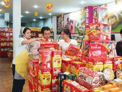 国货占领越南丁酉春节市场