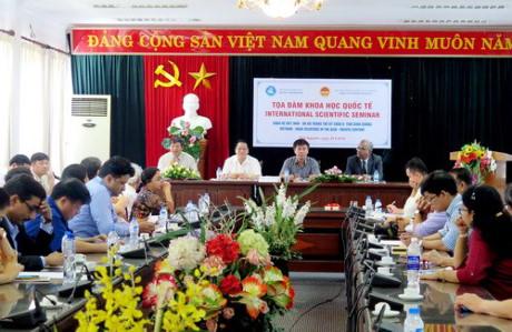 """Seminar """"Vietnam-Indien-Beziehung im Jahrhundert von Asien-Pazifik"""""""