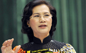 Chủ tịch Quốc hội Nguyễn Thị Kim Ngân thăm hữu nghị chính thức Campuchia