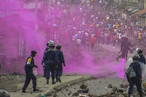 คณะมนตรีความมั่นคงแห่งสหประชาชาติประณามเหตุใช้ความรุนแรงในประเทศคองโก