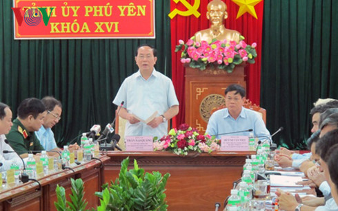 Turning Phu Yen into a developed province in south-central coastal region