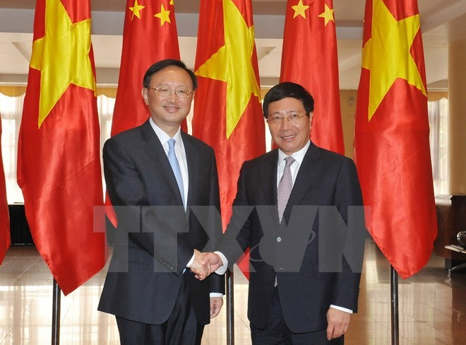 Vietnam, China agree to enhance political trust
