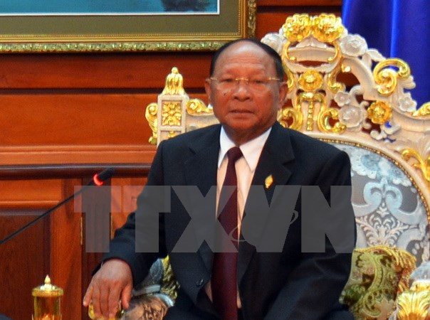 Cambodia, Vietnam treasure bilateral ties