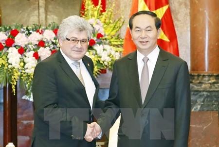 Vietnam wishes to bolster partnership with Switzerland