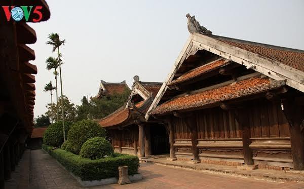 Keo pagoda in Thai Binh province boasts unique architecture