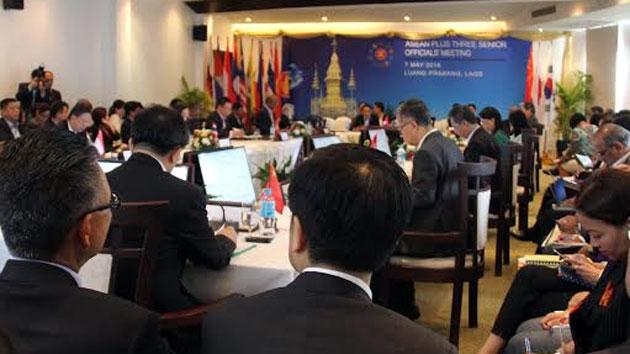 SOM ASEAN+3, SOM EAS: Memperkuat kerjasama dengan para mitra ASEAN
