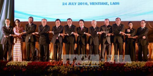 Pembukaan Konferensi  Menlu ASEAN ke-49