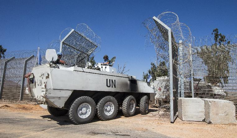 UN peacekeeping officials kidnapped in Syria