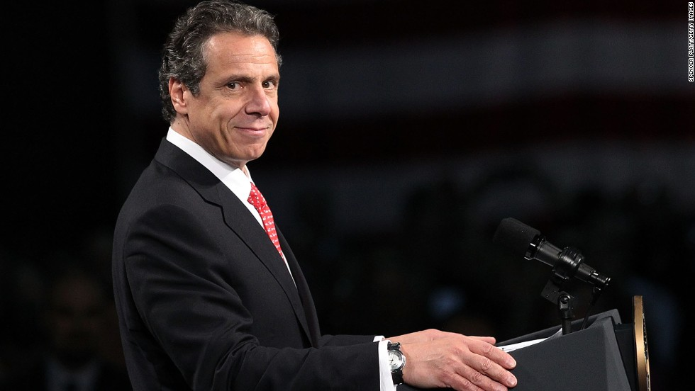 New York Governor visits Cuba