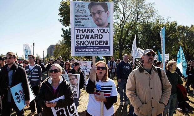 White House dismisses petition for Edward Snowden's pardon