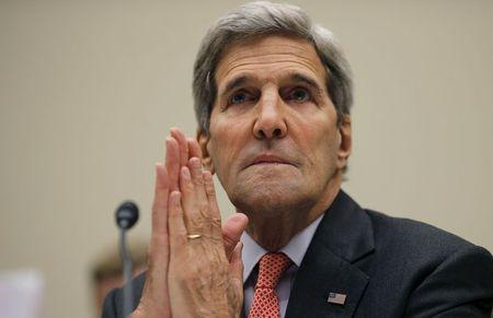US Secretary of State urges Congress to pass Iran nuclear deal