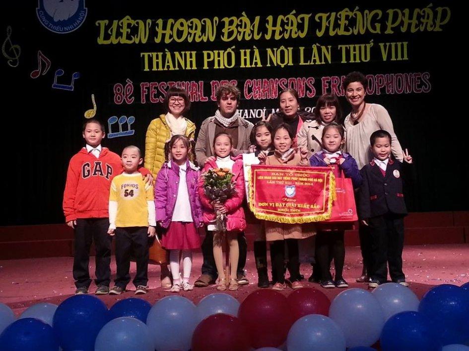 vietnam adalah anggota yang aktif  organisasi internasional francophonie hinh 0