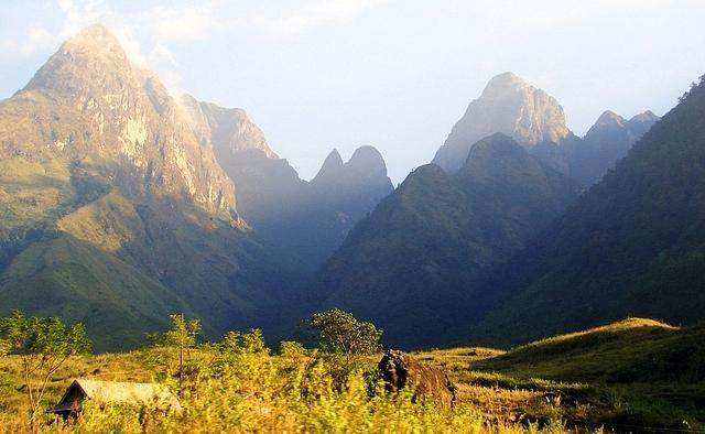 o qui ho-lintasan legendaris di daerah  pegunungan tay bac hinh 1