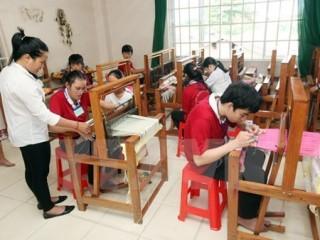 身体障かい者の社会復帰に有利な条件を作り出すヘトナム hinh 0