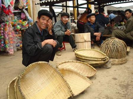 コム族の伝統職業 hinh 1