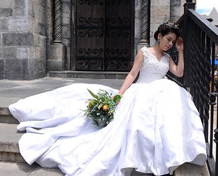 結婚シースンにおけるエコ観光地「ハーナー(ba na)」  hinh 3