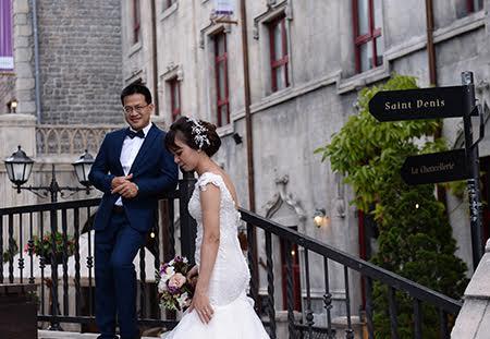 結婚シースンにおけるエコ観光地「ハーナー(ba na)」  hinh 5