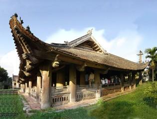 ヘトナムの村、成りたちと存在 hinh 1