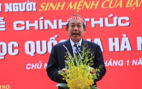 ヘトナム、献血運動を促進 hinh 0