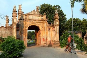ヘトナム北部の村の特徴 hinh 1