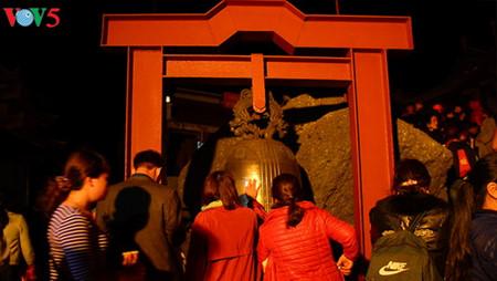 イェントゥ、仏門の日の出 hinh 6