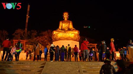 イェントゥ、仏門の日の出 hinh 3