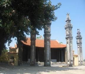 文化遺産村の保存活動 hinh 0