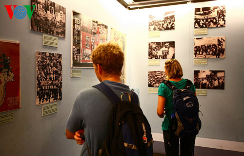 ヘトナムの博物館の改革 hinh 0
