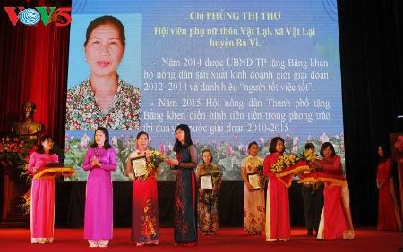 saudari phung thi tho-seorang wanita yang mengubah tanah tandus menjadi lahan usaha tani senilai miliaran dong vietnam hinh 0