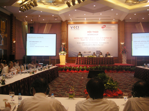 Businesses: Driving force behind Vietnam's economic reforms