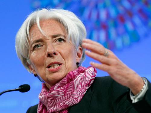 IMF to lower global growth forecast