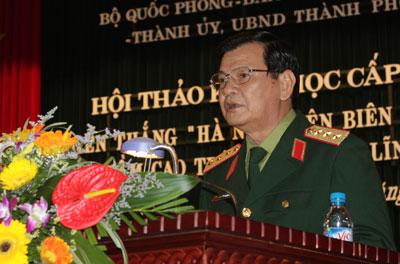 'Hanoi – Dien Bien Phu in the air' highlighted Dien Bien Phu in the air