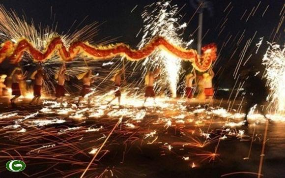 New year celebrations in some Asian countries