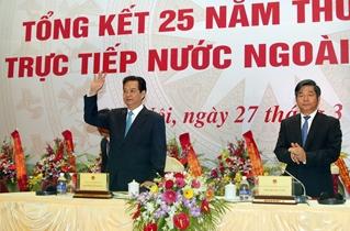 FDI contributes to Vietnam's industrialization and modernization
