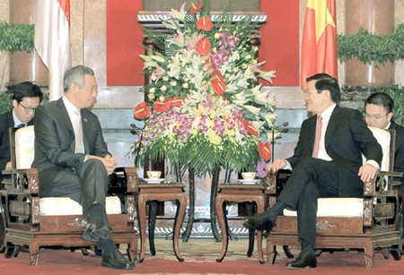 construction of vietnam-singapore industrial park begins hinh 0