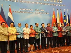 Conference on ASEAN and East Sea wraps up