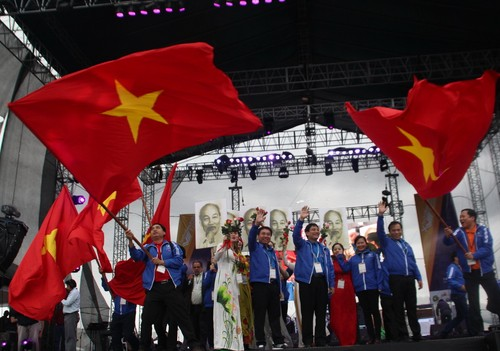 Vietnam's activities at 18th World Festival of Youth and Students
