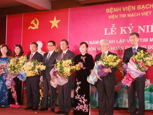 Vietnam Heart Institute and 25 years of development