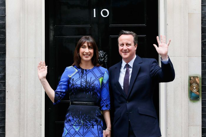 UK election: Conservative Party wins a stunning victory