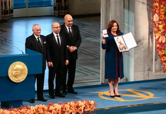 National Dialogue Quartet in Tunisia wins Nobel Peace Prize