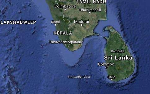 India to build bridge, tunnel to connect to Sri Lanka