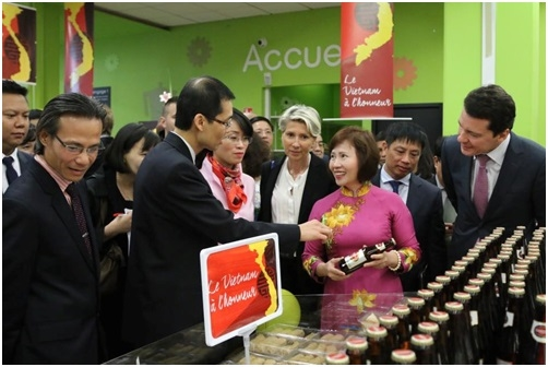 Vietnamese Goods Week – an effective way to promote made-in-Vietnam commodities in Europe